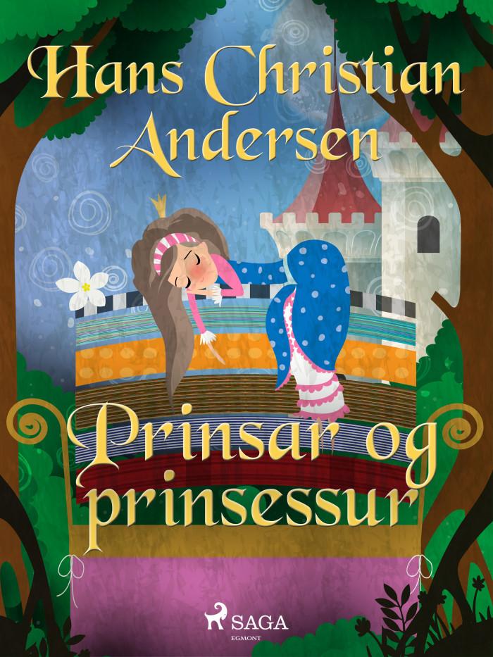 Prinsar og prinsessur