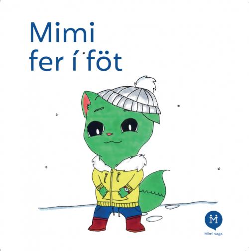 Mimi fer í föt