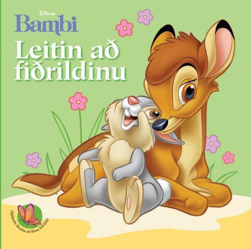 Bambi - leitin að fiðrildinu