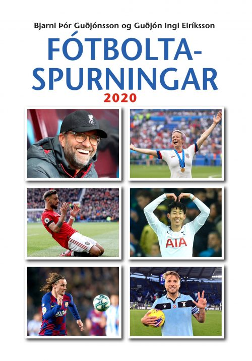 Fótboltaspurningar 2020