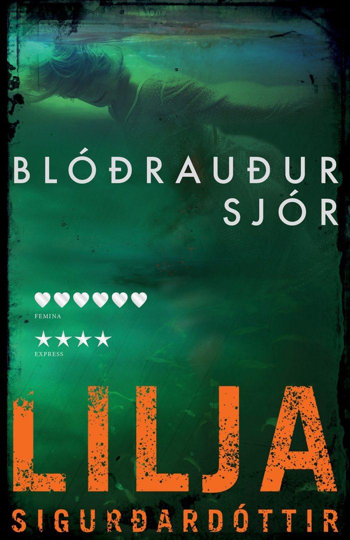 Blóðrauður sjór