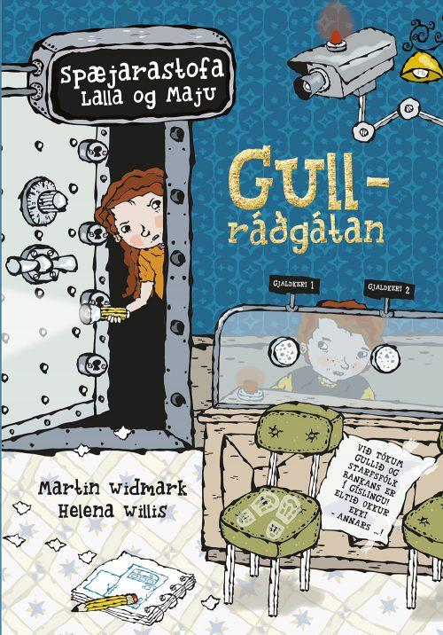 Gullráðgátan