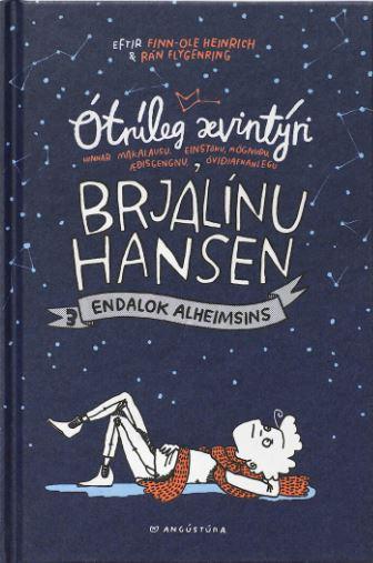 Ótrúleg ævintýri Brjálínu Hansen