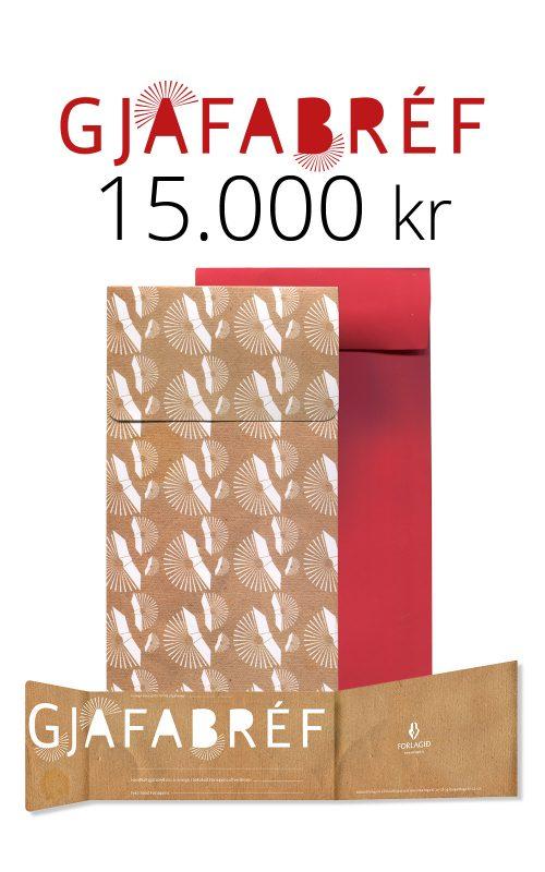 Forlagið 15.000