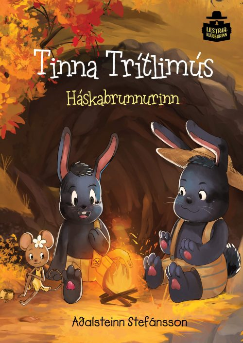 Tinna Trítlimús: Háskabrunnurinn