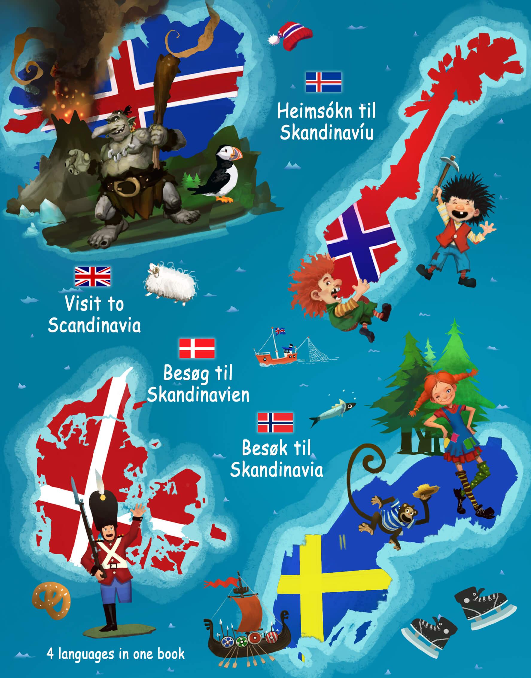 Heimsokn til Skandinaviu