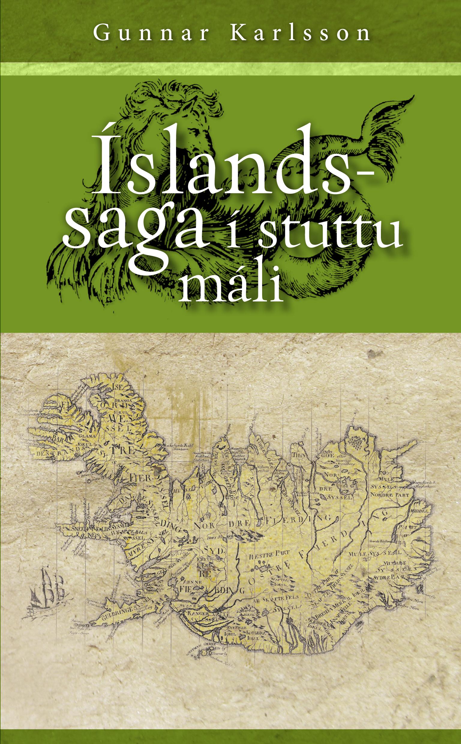 Íslandssaga í stuttu máli - íslensk