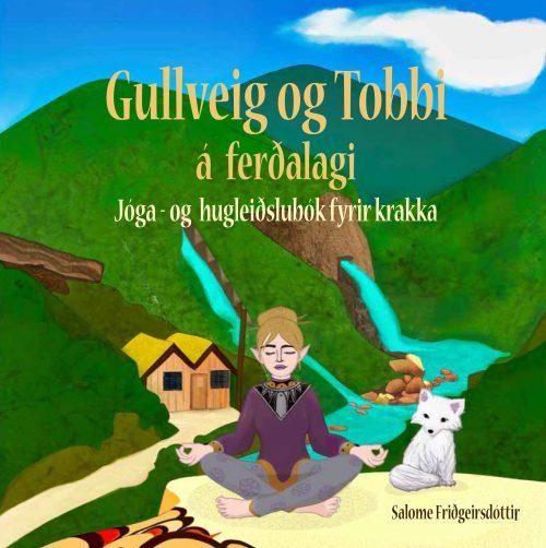 Gullveig og Tobbi á ferðalagi