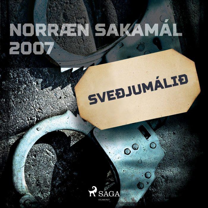 Sveðjumálið - Norræn sakamál 2007