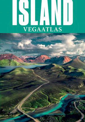 Ísland - Vegaatlas 2021
