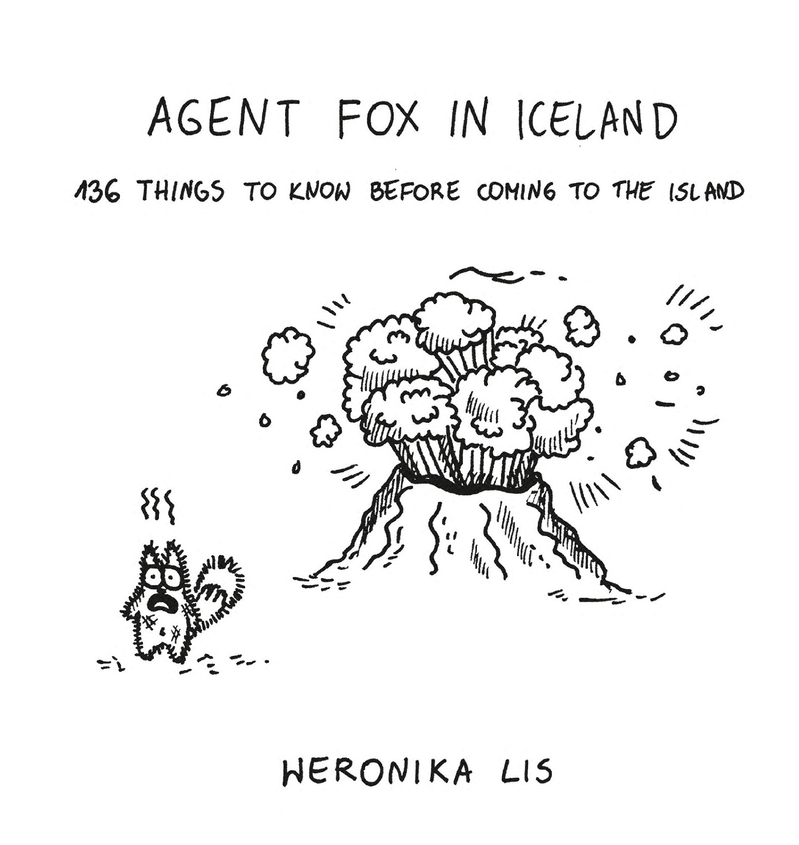 Agent Fox in Iceland