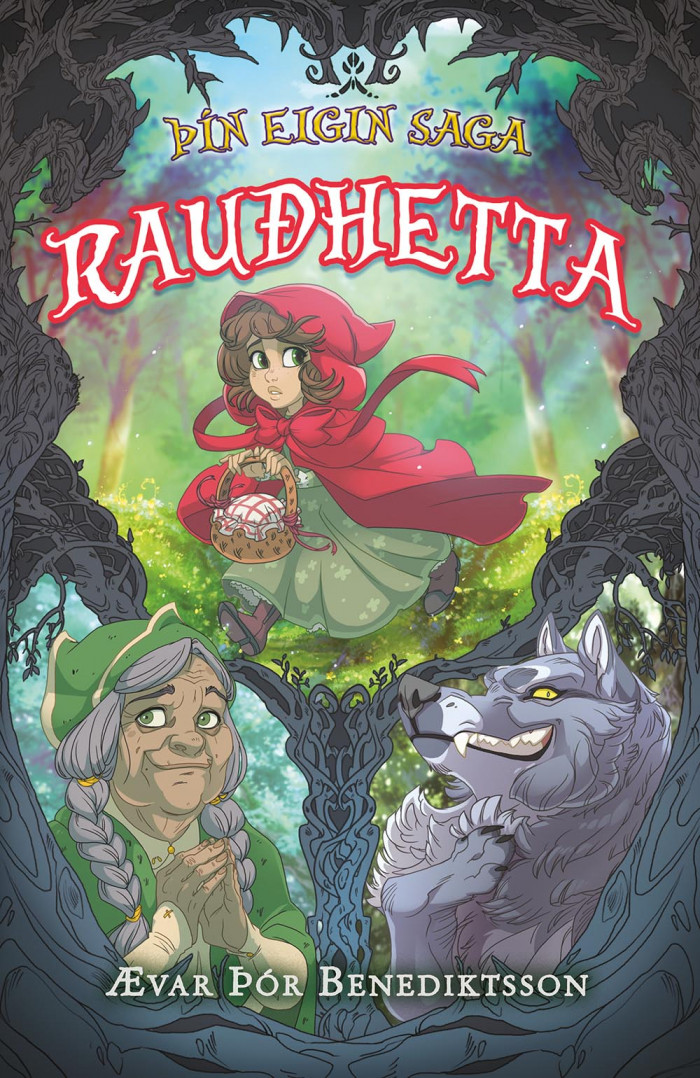 Þín eigin saga: Rauðhetta