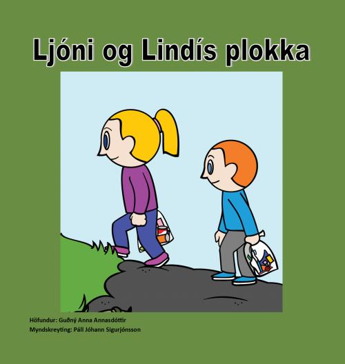 Ljóni og Lindís plokka
